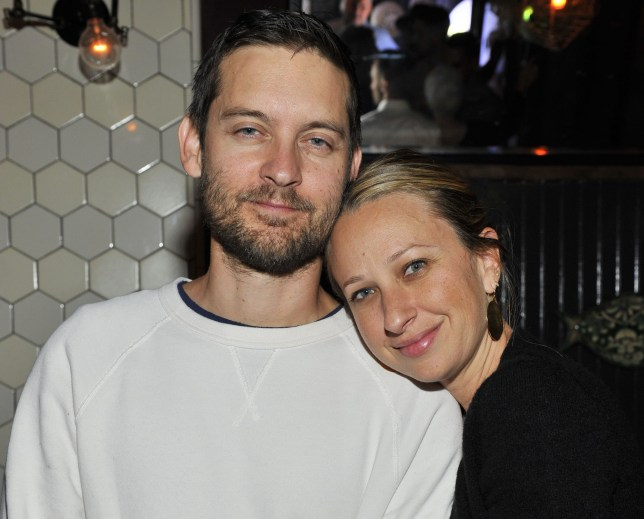 Tobey Maguire and jewelry designer wife Jennifer Meyer are to split (Picture: Donato Sardella/WireImage)