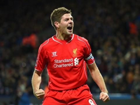 Liverpool legend Steven Gerrard appears to announce he is leaving LA Galaxy