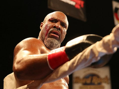 Shannon Briggs claims David Haye backed out of fight with him and was only using him to gain publicity
