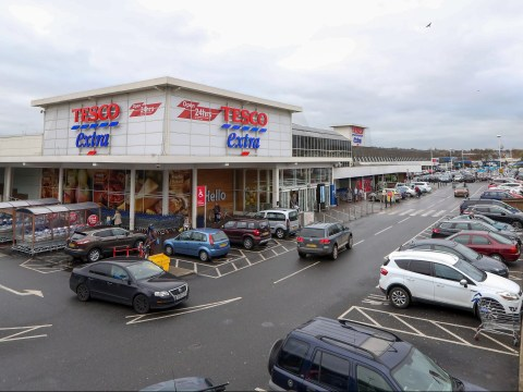 Tesco to fine shoppers who park in disabled and parent bays without permits
