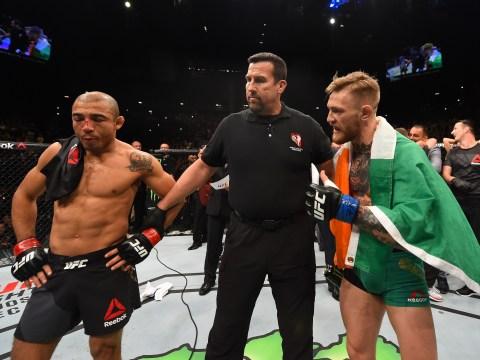 UFC star Jose Aldo refuses to condemn Conor McGregor's Bellator outburst
