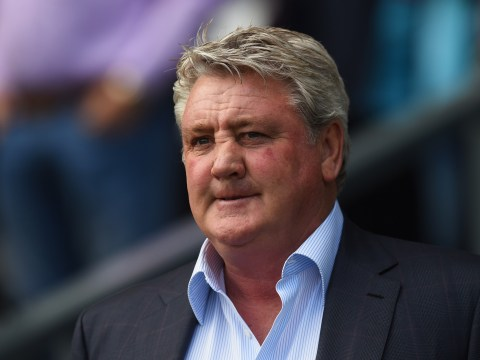 Steve Bruce confirms he's held talks with Aston Villa and wants the job