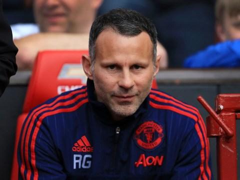 Ryan Giggs picks Wayne Rooney ahead of Eric Cantona AND Ruud van Nistelrooy in his ultimate Manchester United XI