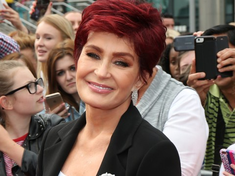 Did X Factor's Sharon Osbourne draw a 'huge penis' on a Dannii Minogue poster?