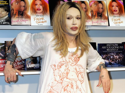 Pete Burns confessed his 300 plastic surgeries almost killed him, just weeks before he died from a cardiac arrest