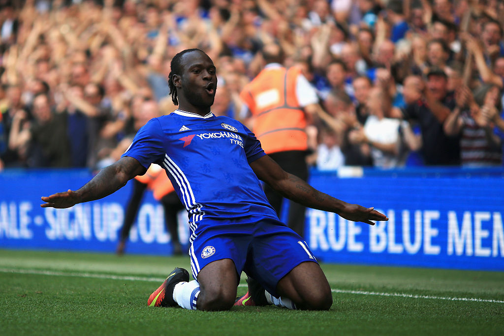 Chelsea star Victor Moses risking domestic ban after turning down Nigeria call-up