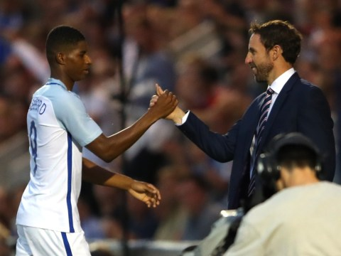 Manchester United starlet Marcus Rashford set to start Gareth Southgate's first match in charge of England