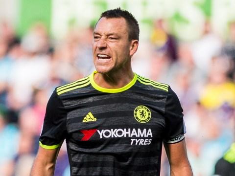 Chelsea vs Leicester City: John Terry set to return against Premier League champions