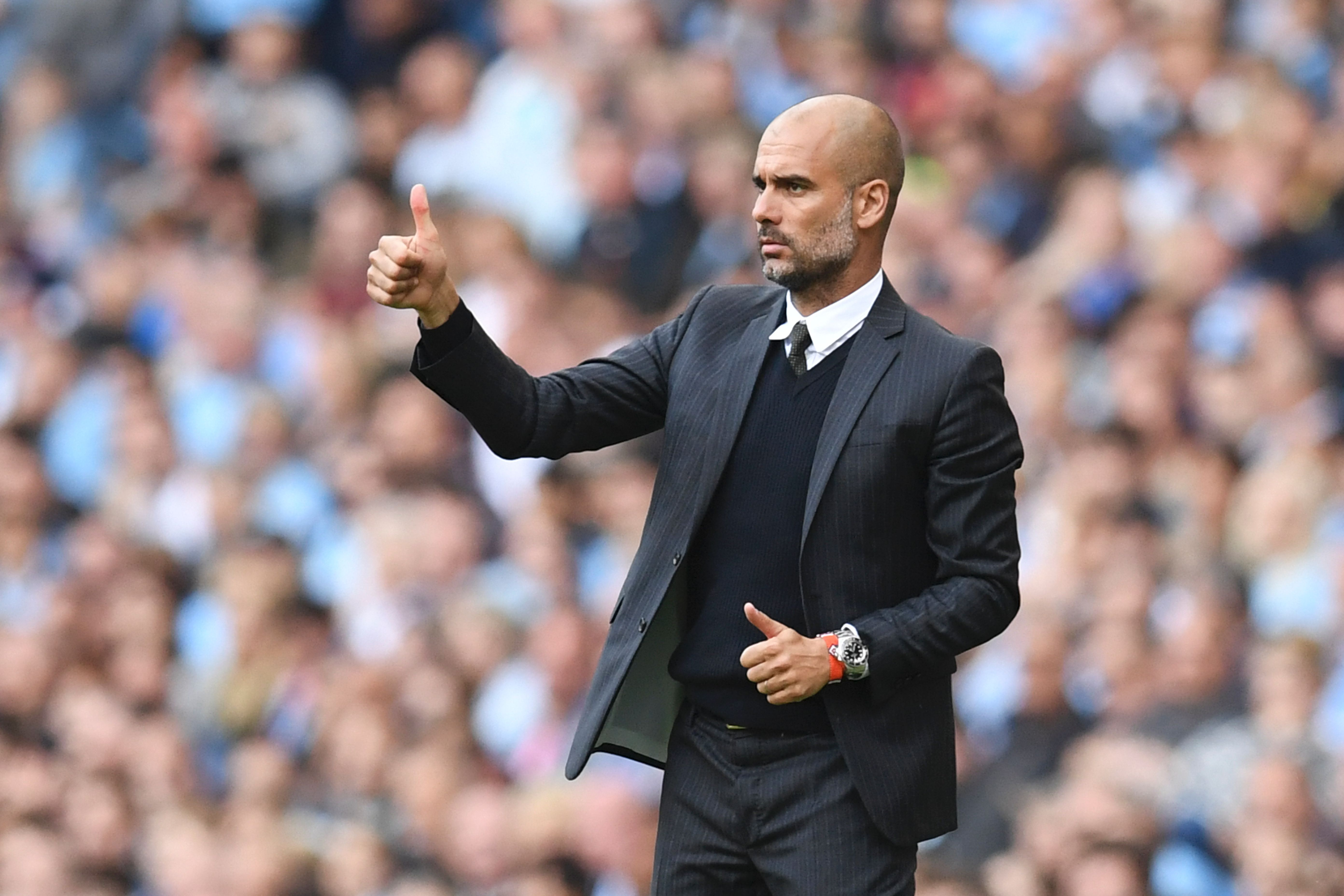 Pep Guardiola could be preparing to axe some of Manchester City's biggest stars