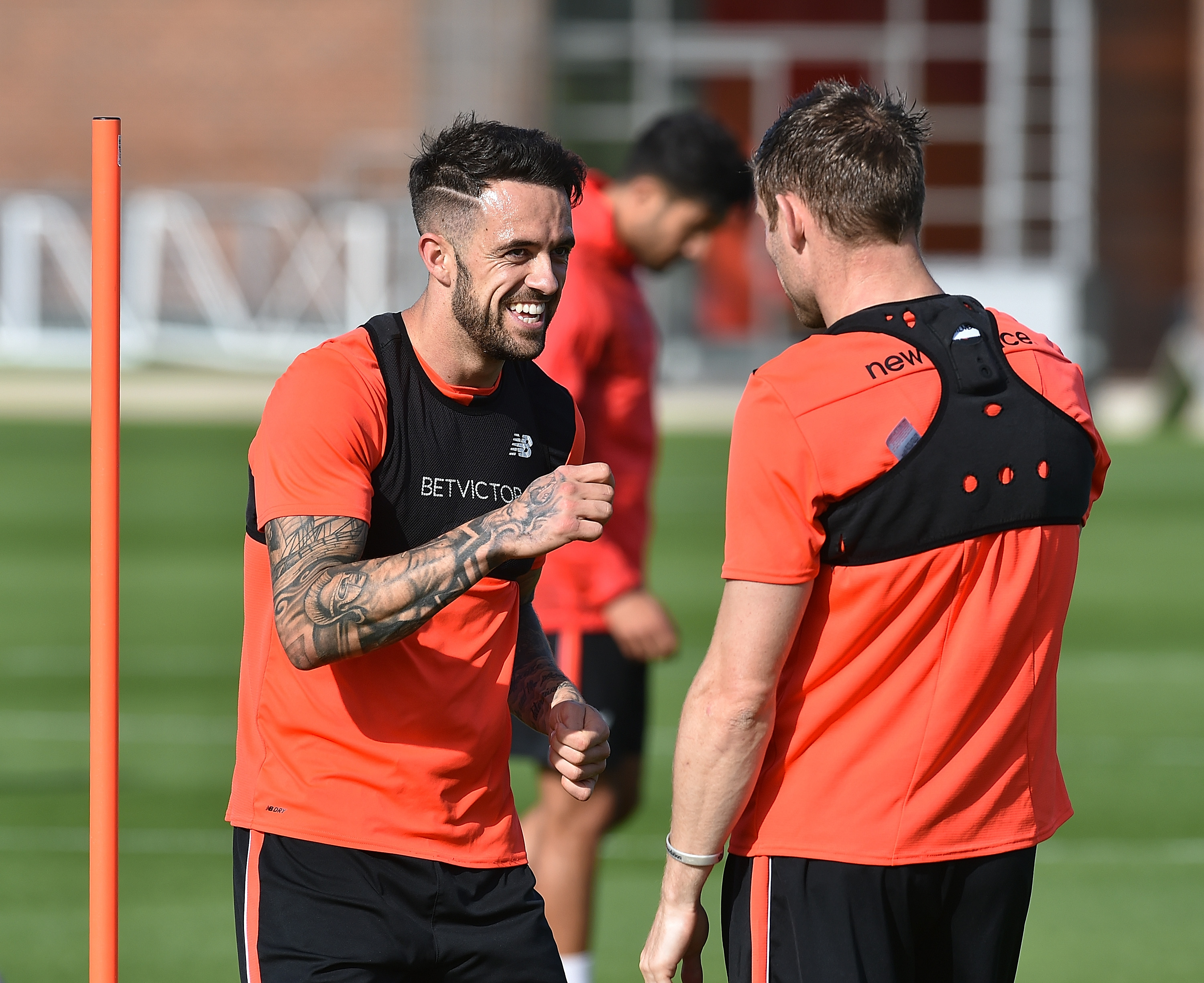 Danny Ings scores a hat-trick for Liverpool Under-23s and Mamadou Sakho is delighted to be involved