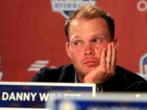 Danny Willett gives hilariously brutal answer to how he thought he performed at the Ryder Cup