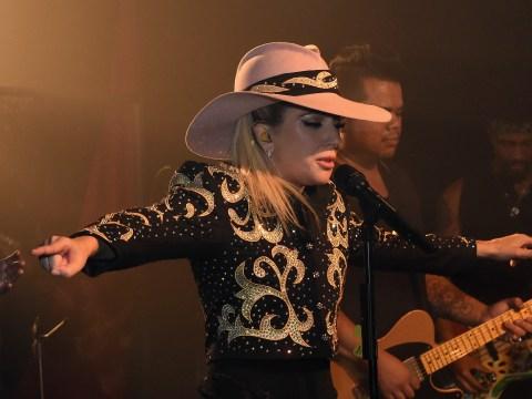 Lady Gaga refuses to deny that she's headlining Glastonbury 2017