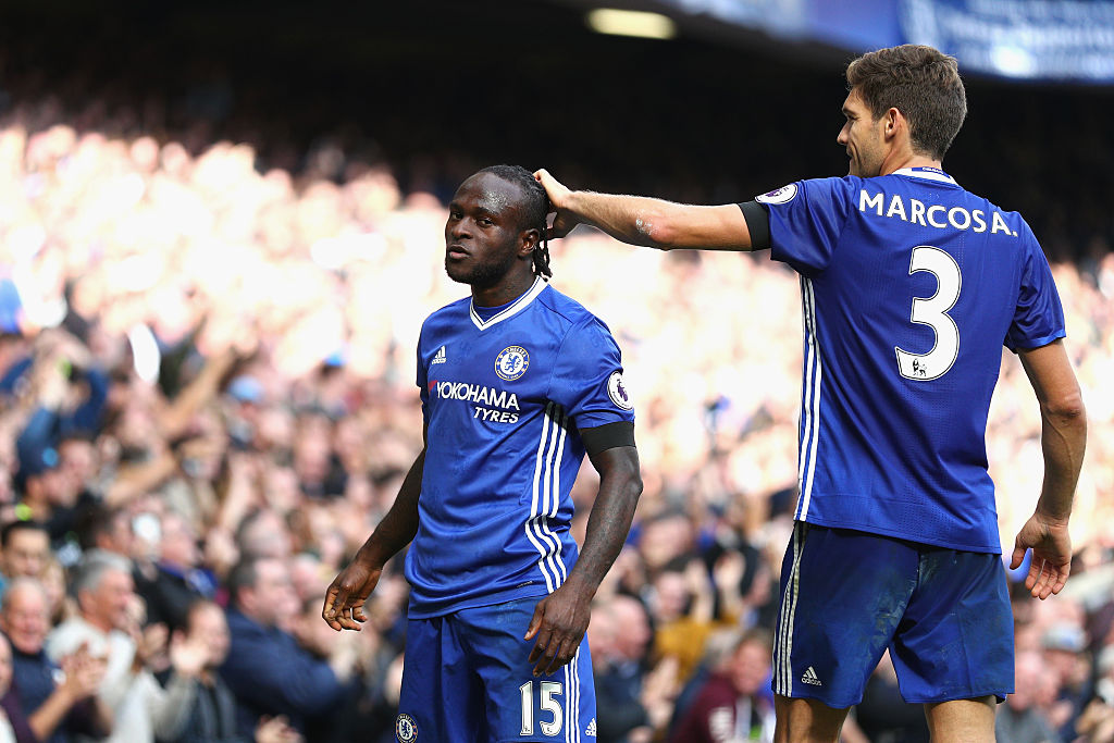 Chelsea's Victor Moses is unstoppable on his day, claims former West Ham teammate Mark Noble