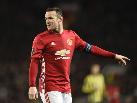 Wayne Rooney must stay at Manchester United 'until he dies', says Red Devils loanee