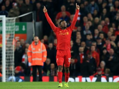 Liverpool striker Daniel Sturridge hints he has been going through a difficult time after Tottenham brace