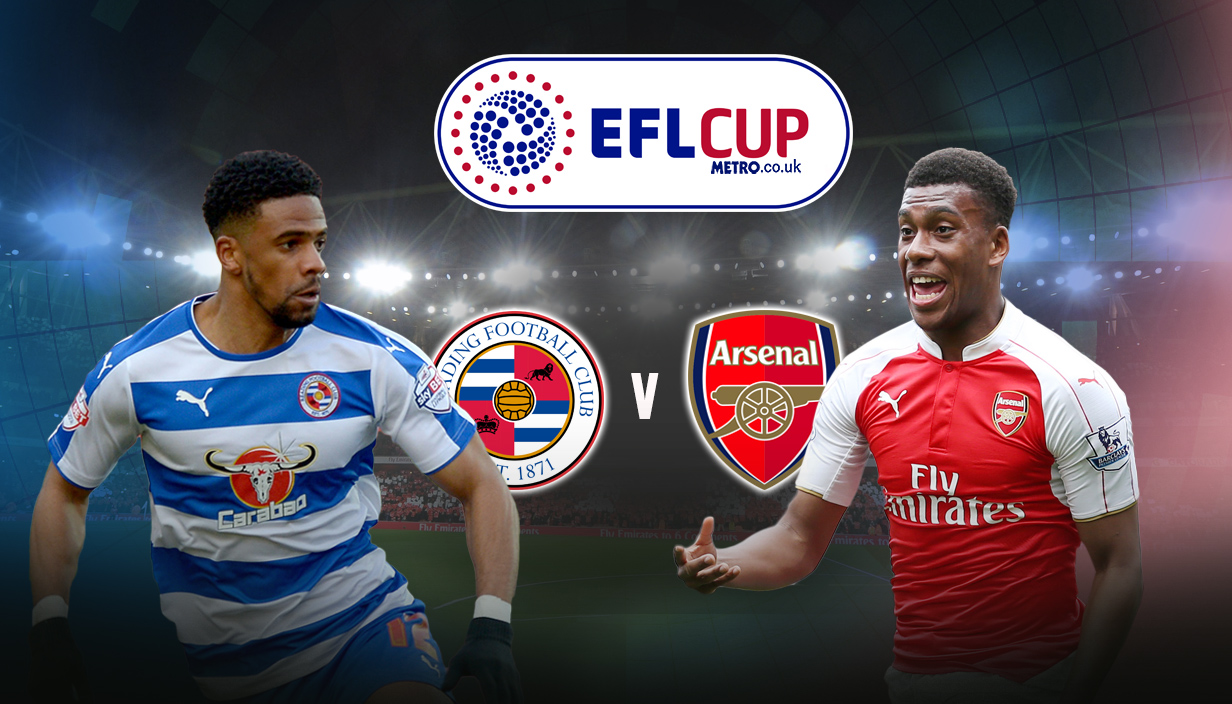Arsenal v Reading big match preview Credit: Getty Images