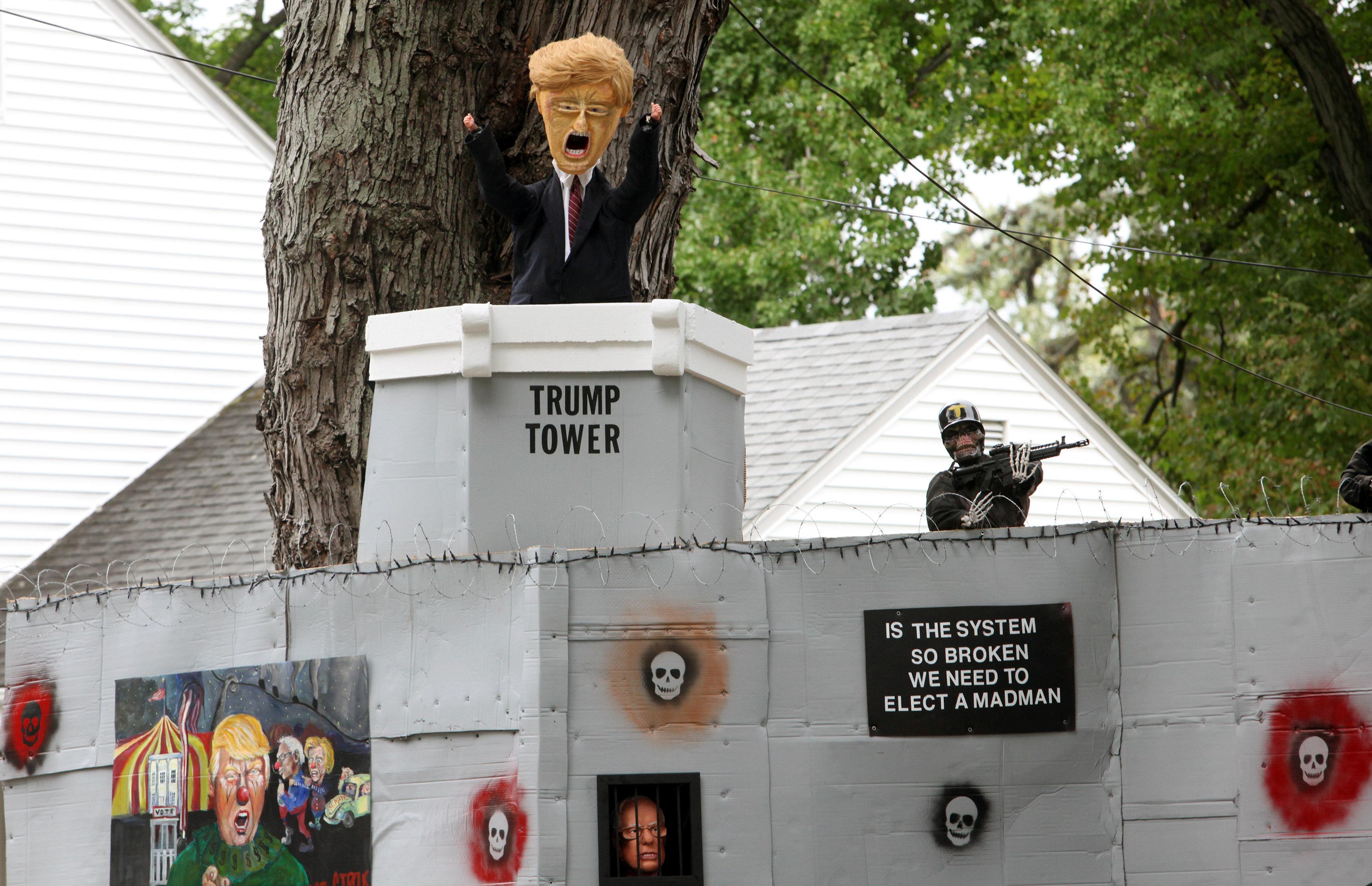 (Picture: Reuters/Michelle McLoughlin)