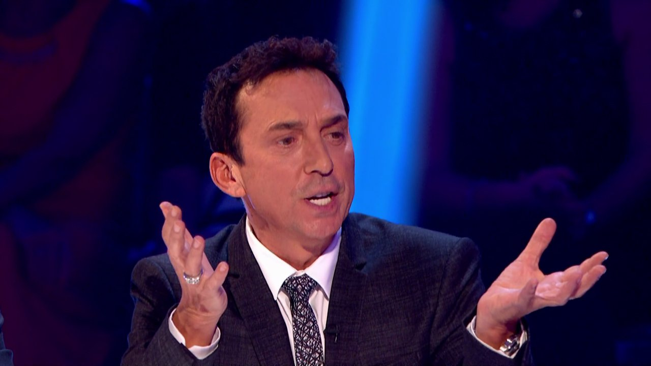 Bruno Tonioli breaks down in tears on radio as he recalls death of his late mother