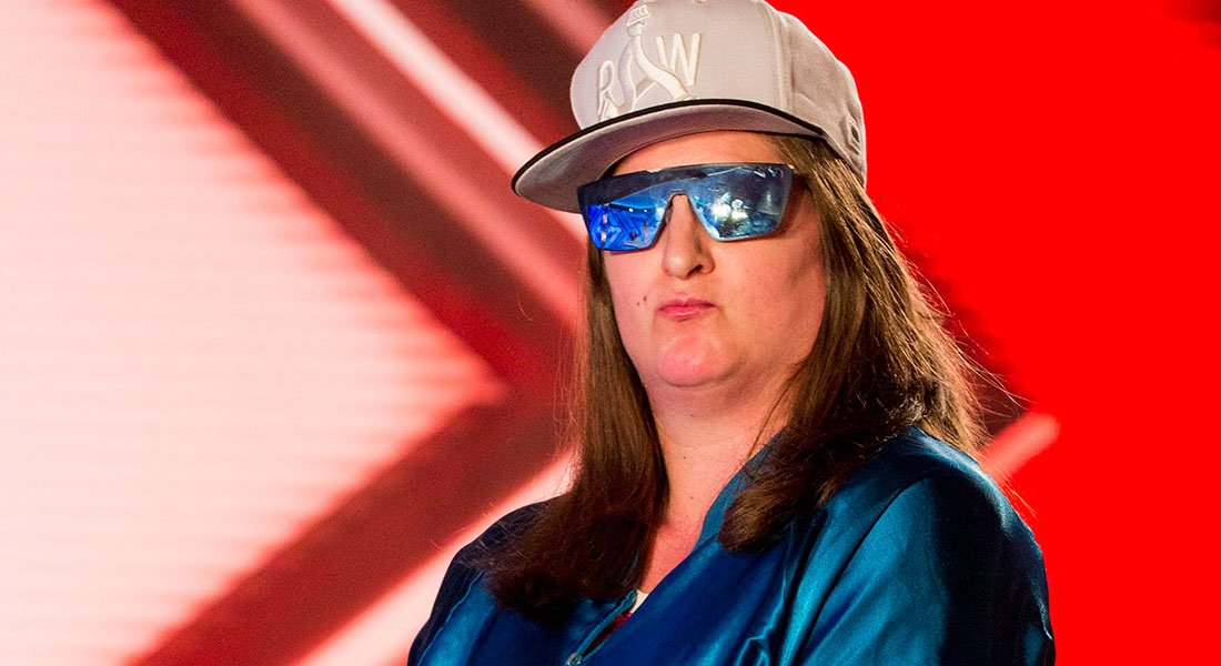 Little Mix has speculated X Factor contestant Honey G is simply an actress (Picture: ITV)