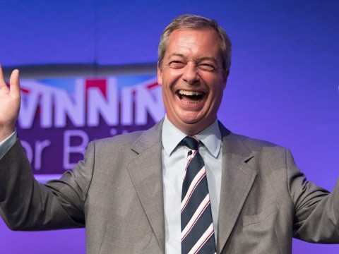 Nigel Farage is 'back in charge of Ukip'
