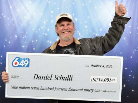 Dad wins the lottery then trolls his children in the best possible way