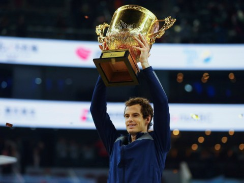 Andy Murray beats Grigor Dimitrov to win China Open