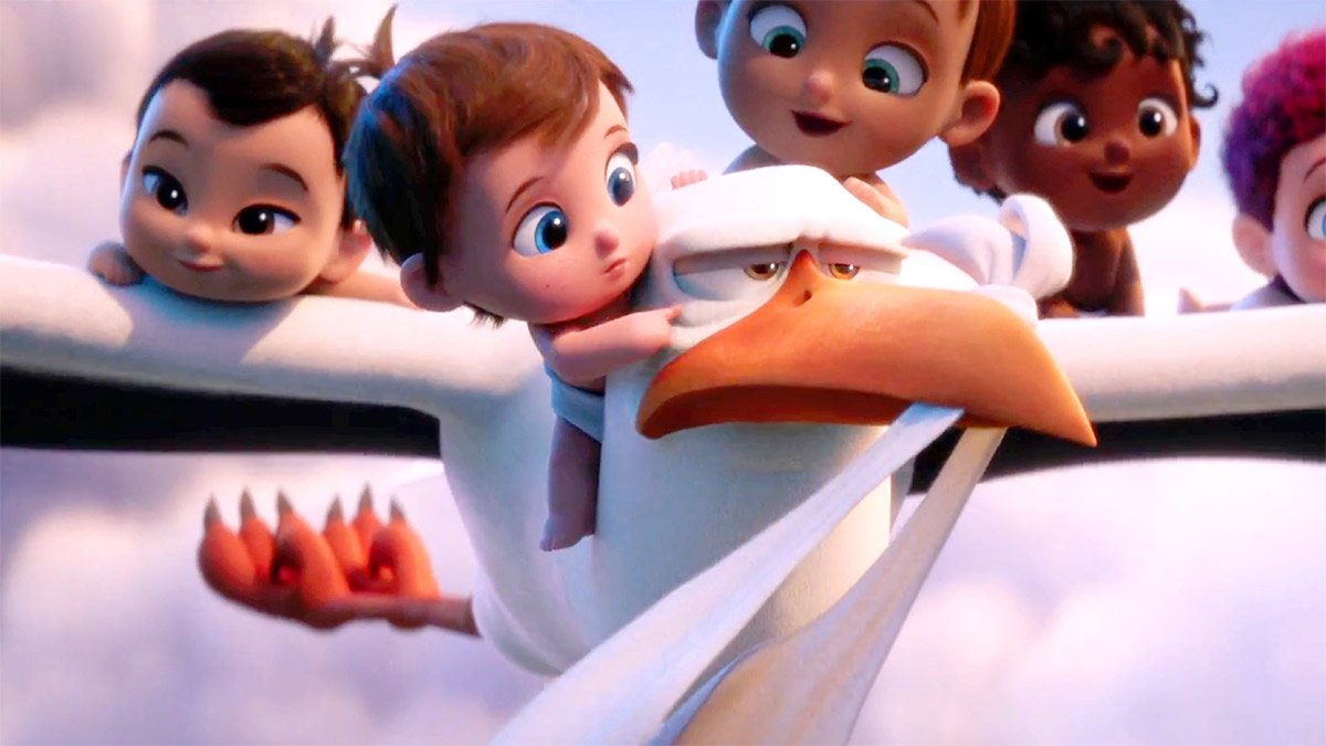 Storks star Kelsey Grammer says animations 'are the only really good films being made'
