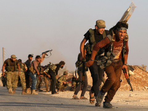 Syrian rebels attack Dabiq – the site Isis believes will bring the apocalypse