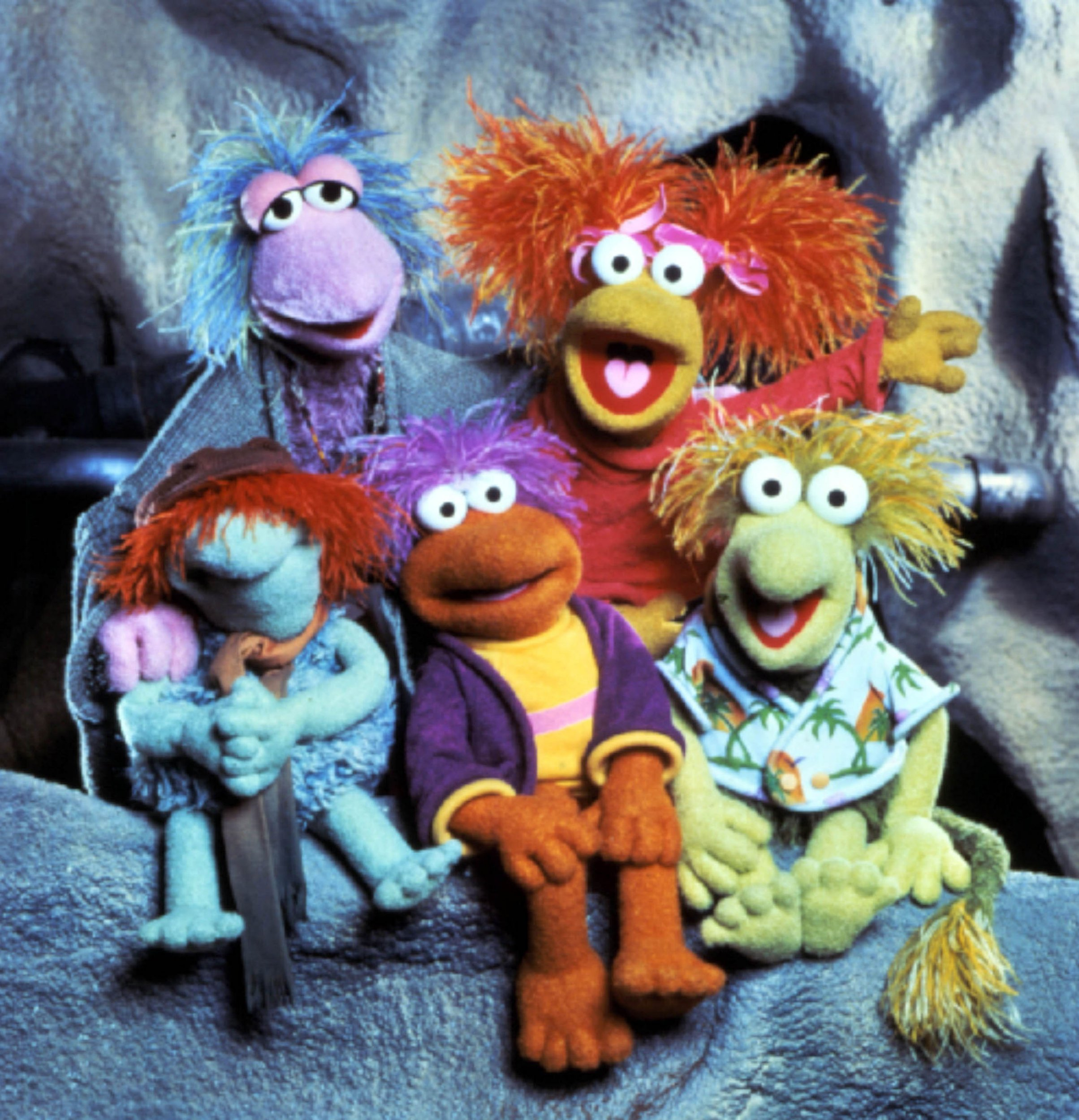 No Merchandising. Editorial Use Only. No Book Cover Usage.nMandatory Credit: Photo by Moviestore/REX/Shutterstock (1583737a)nFraggle RocknFilm and Televisionnn