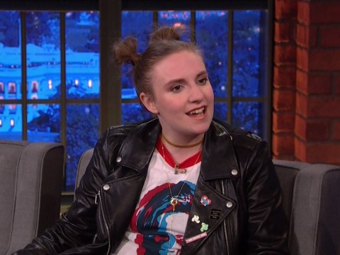 Lena Dunham suffered a nasty sex injury while filming Girls