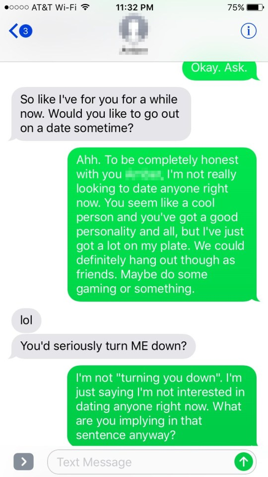 Angry girl gets dumped, goes crazy over text messages | Metro News