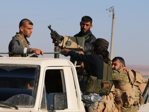 Isis loses control of Dabiq in major symbolic blow to terror group