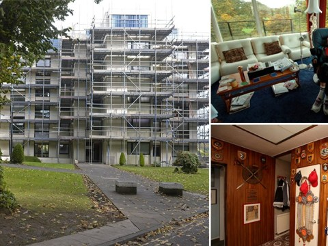 In pics: Inside the £300K penthouse of Notorious paedophile Jimmy Savile – before it gets demolished