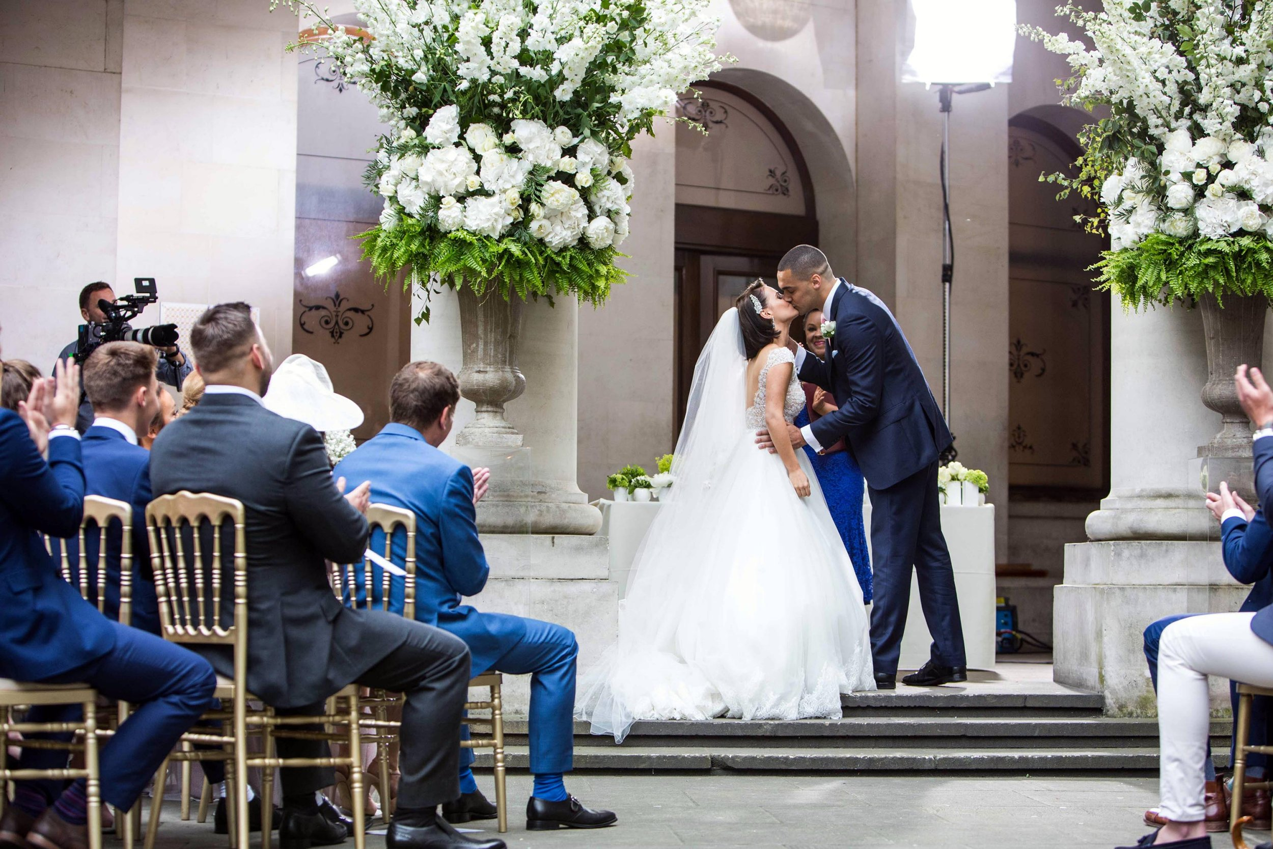 Clark Sherwood and Melissa getting married on Married At First Sight in 2016