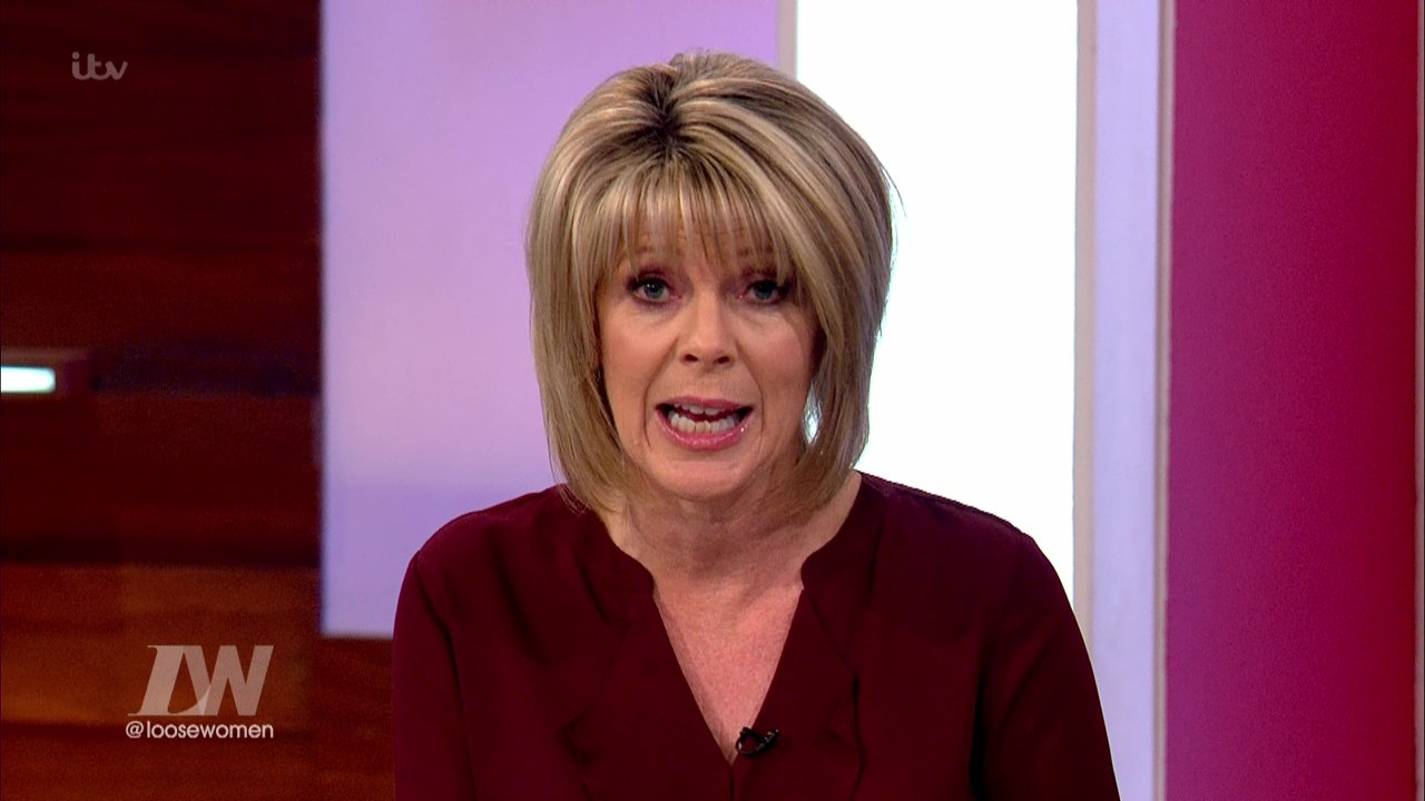 Loose Women's Ruth Langsford addresses the complaint made against them by Ched Evans