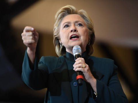 Hillary Clinton thinks the timing of the FBI probe into her is 'deeply troubling'