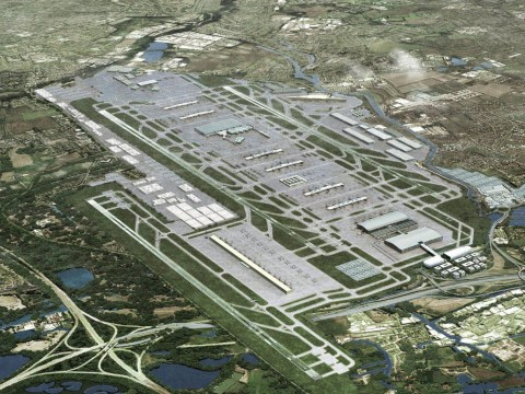 Heathrow airport expansion gets go-ahead despite major opposition