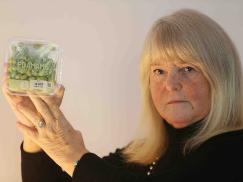 Woman takes on Tesco after edamame beans made her violently ill