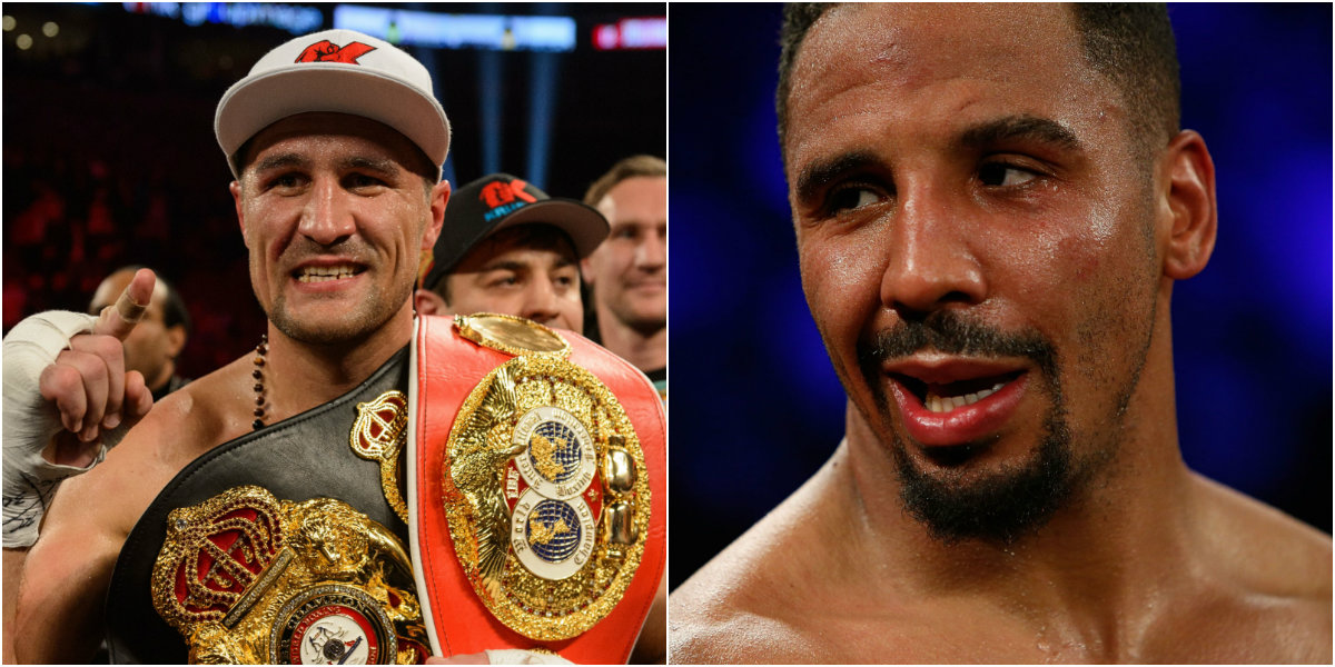 Sergey Kovalev is a bully and I am going to use my fitness to beat him in Las Vegas, says Andre Ward
