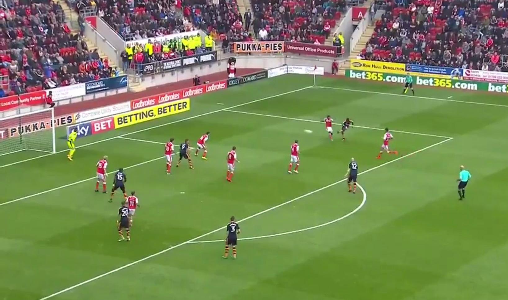 Chelsea loanee Christian Atsu scores brilliant goal to help Newcastle United defeat Rotherham