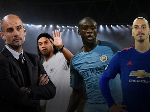 Sergio Aguero and the big names axed at Man City, Barcelona and Bayern Munich by Pep Guardiola