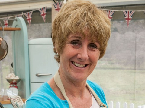 Bake Off finalist Jane Beedle has ditched the blonde hair for something rather different