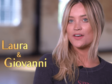 Upset Laura Whitmore blasts persistent Giovanni Pernice dating rumours saying it's destroying her Strictly dream