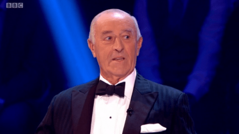 Len Goodman admits he 'didn't even recognise' Strictly Come Dancing's so-called celebrities