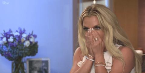 Rylan Clark-Neal met Britney Spears and her reactions were the best