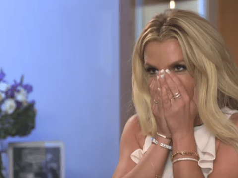 Rylan Clark-Neal met Britney Spears and her reactions were the best