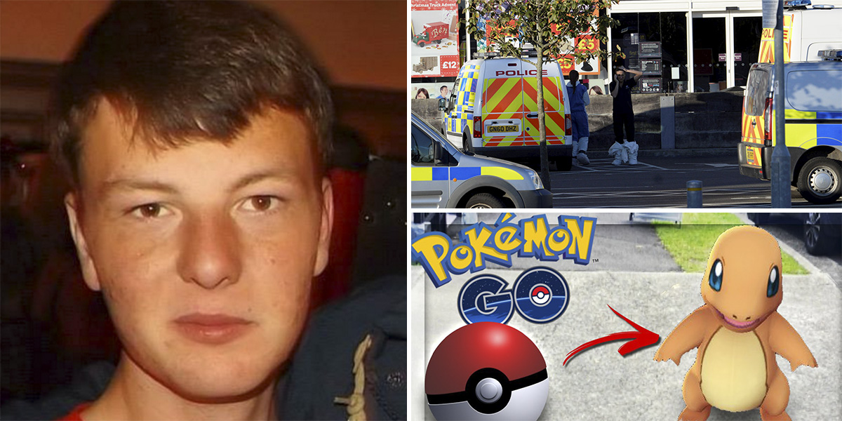 Young man killed in 'Britain's first Pokemon Go murder'
