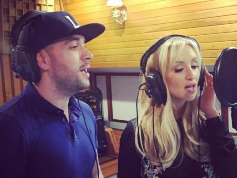 Coronation Street's Shayne Ward and Catherine Tyldesley confirm they're making music together