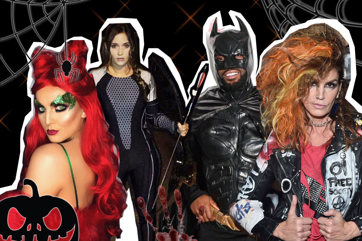 Best Celebrity Halloween Costumes Of 2016 U2013 From Perrie ...