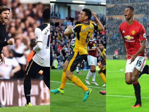 Tottenham, Arsenal and Manchester United have all secured 1-0 wins this season – but is it the mark of champions?